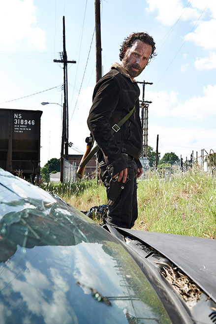 The Walking Dead 5. Sezon - Rick Grimes
