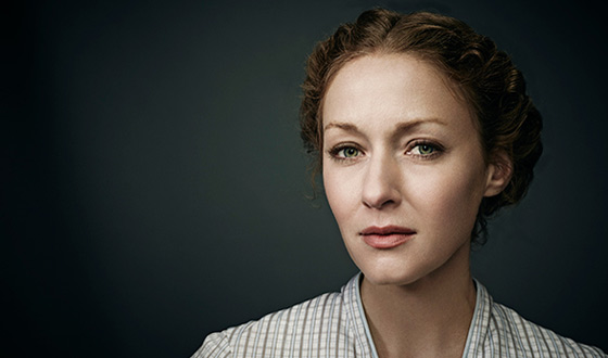 <em>Hell on Wheels</em> Q&#038;A – Jennifer Ferrin (Louise Ellison)