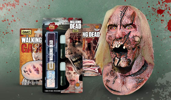 Celebrate Halloween With Killer Costumes From <em>The Walking Dead</em> Official Store