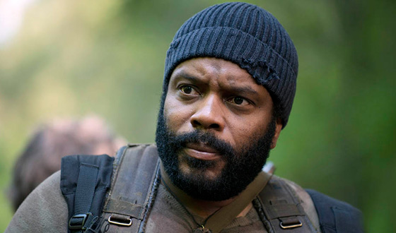 <em>Talking Dead</em> Airs This Sunday 10/9c With Guests Chad L. Coleman and Matt Jones