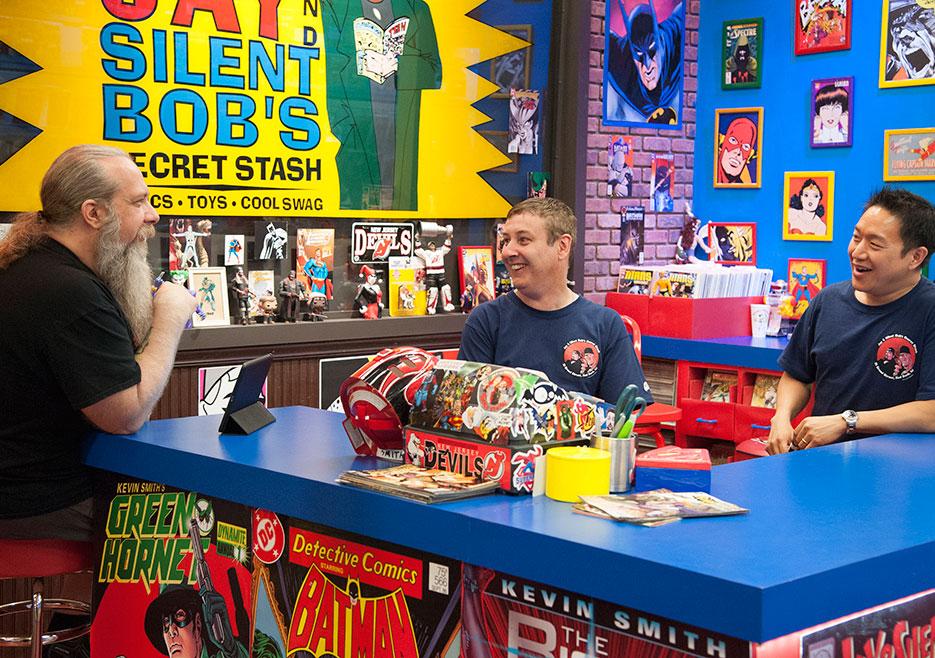 <em>Comic Book Men</em> Season 4 Photos