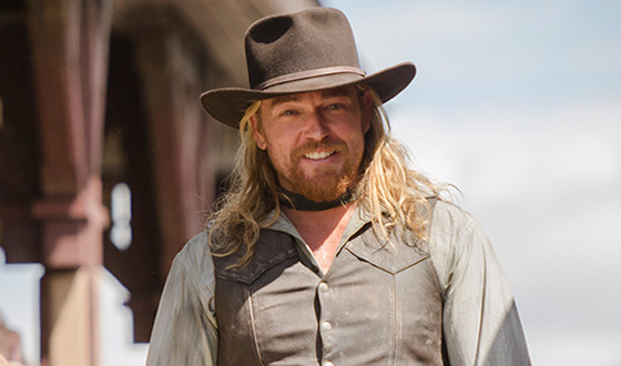 <em>Hell on Wheels</em> Q&#038;A – Jonathan Scarfe (Sidney Snow)