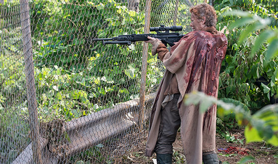 Scott Gimple Discusses Morgan With <em>EW</em>, <em>THR</em>; Season 5 Premiere Shatters Records