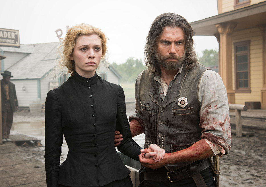 Hell on Wheels Season 4 Episode Photos