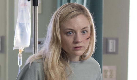<em>The Walking Dead</em> Q&#038;A – Emily Kinney (Beth Greene)
