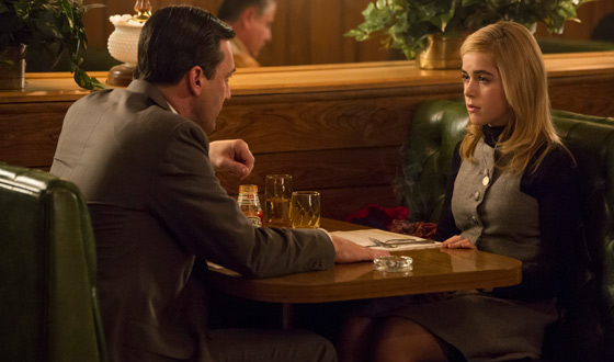 <em>Mad Men</em> Nabs Two Writers Guild of America Nominations