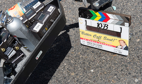 Sign Up Before December 18 to Get the Exclusive <em>Better Call Saul</em> First Day on Set Video