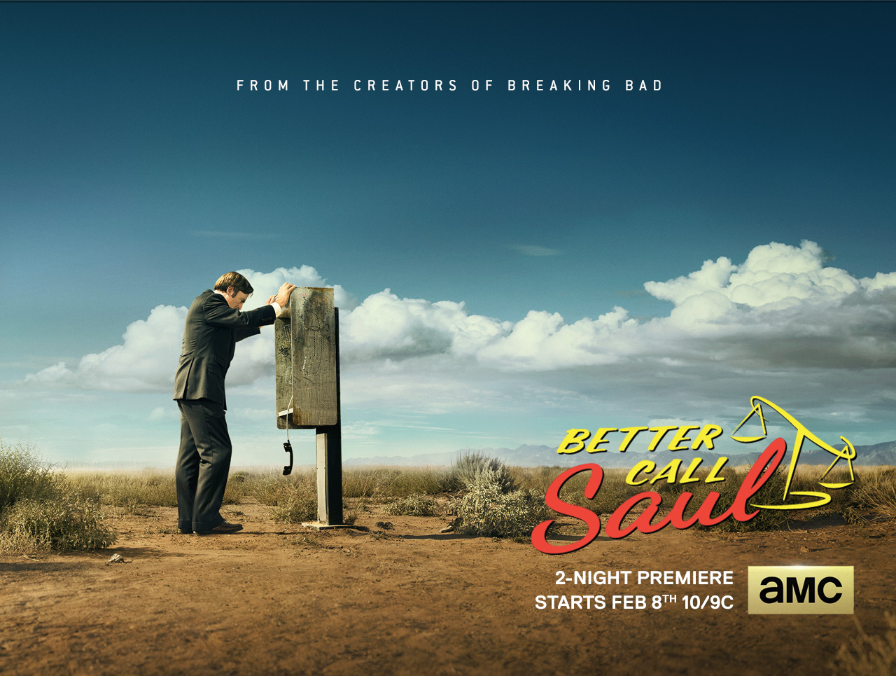 Better Call Saul (Breaking Bad's Spin Off) TV Show Better-call-saul-key-art-1280x965