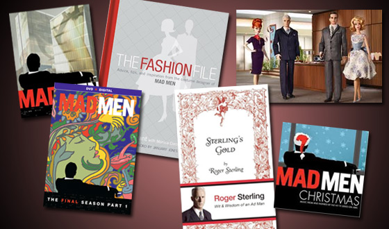 Give the Gift of <em>Mad Men</em> This Holiday Season
