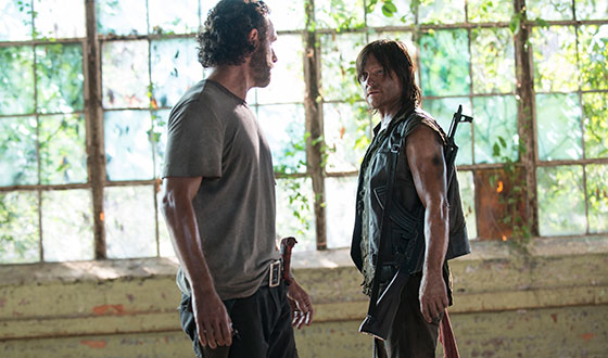 Andrew Lincoln Talks to <em>TV Guide</em>; Norman Reedus Chats With <em>THR</em>