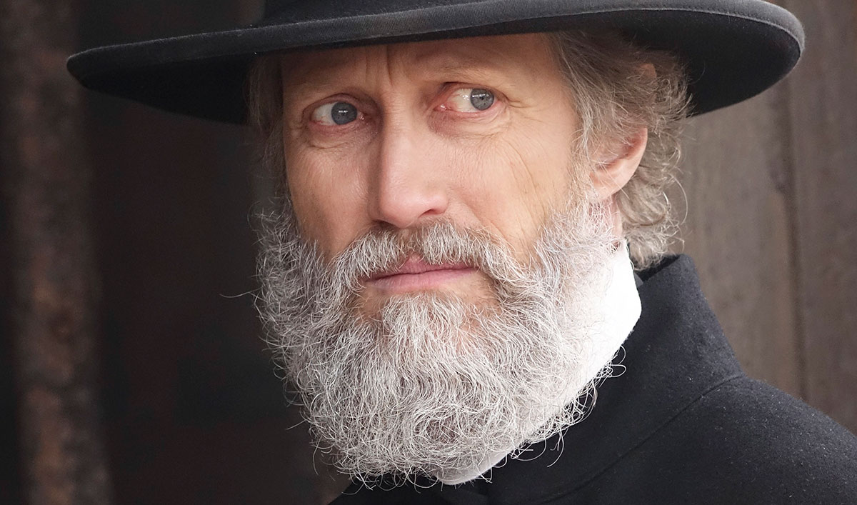 Common Talks <em>Hell On Wheels</em> With <em>WSJ</em>; <em>Bustle</em> Spotlights Christopher Heyerdahl