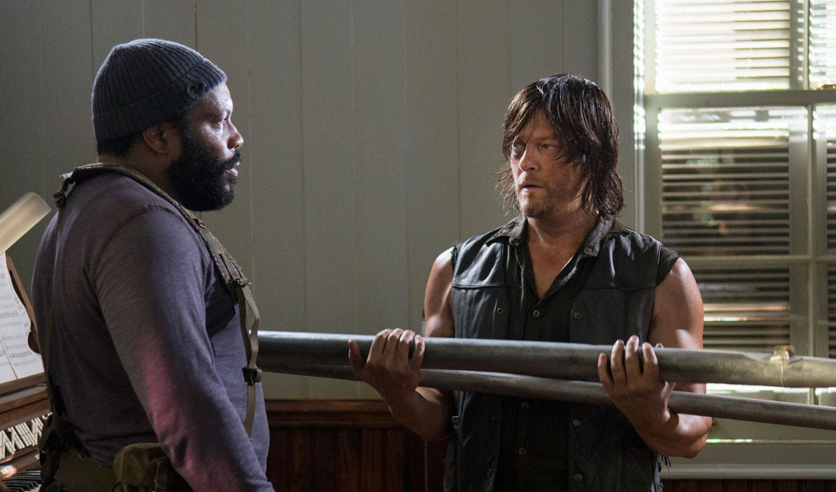 Norman Reedus Discusses Beth&#8217;s Death With <em>TV Guide</em>; <em>LA Mag</em> Talks <em>Dead</em>&#8216;s Fashion