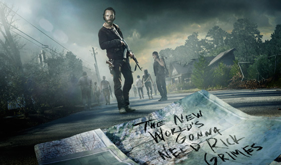 <em>The Walking Dead</em> Season 5 Midseason Premiere Poster Revealed