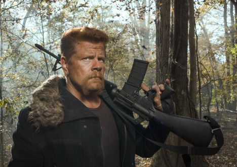 <em>The Walking Dead</em> Season 5 Fog Photos
