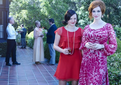 <em>Mad Men</em> Final Episodes First Look Photos