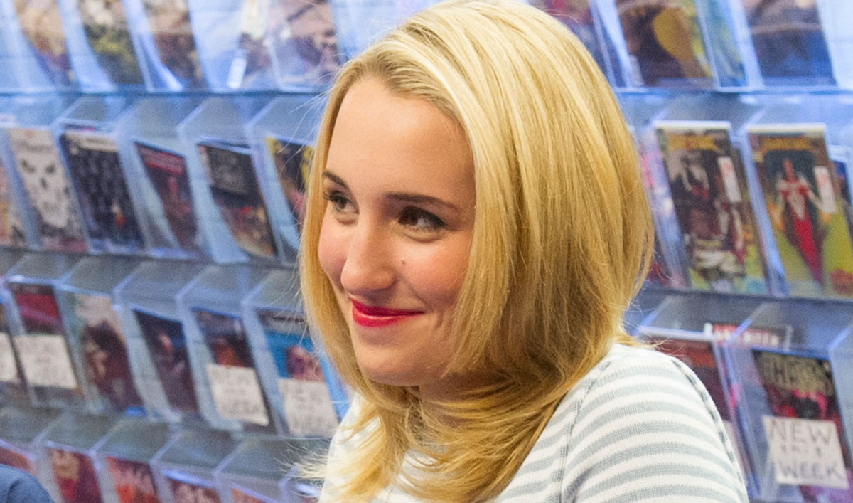 <em>Comic Book Men</em> &#8211; Q&#038;A With Harley Quinn Smith