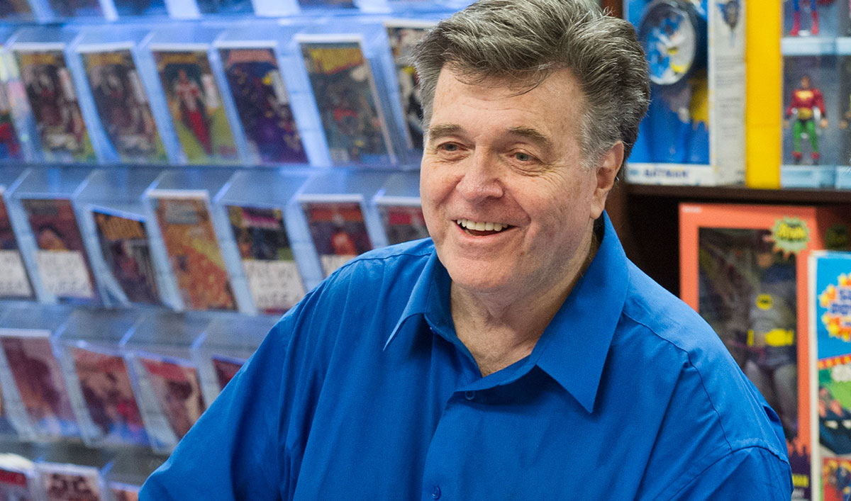 <em>Comic Book Men</em> &#8211; Q&#038;A With Neal Adams