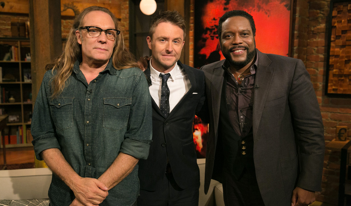 Video – <em>Talking Dead</em> Episode 509 Highlights and Bonus Scene Featuring Chad L. Coleman (Tyreese) and Greg Nicotero