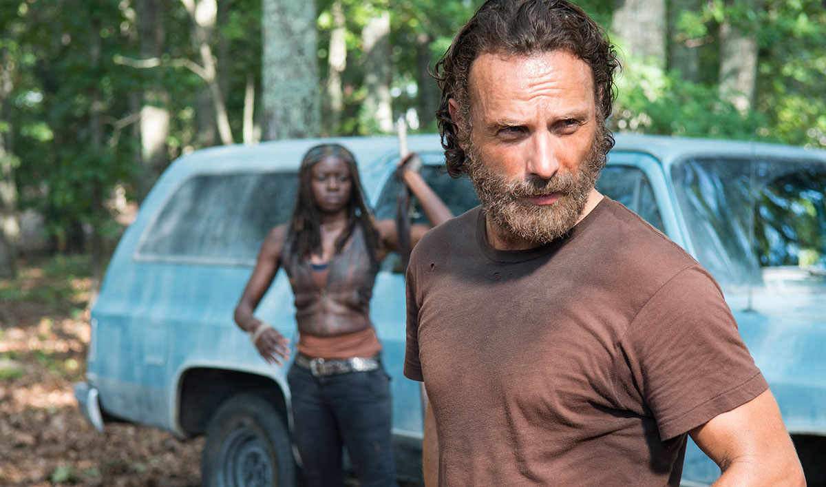 Andrew Lincoln Talks Season 6; Danai Gurira Interviewed by <em>NY Times</em>