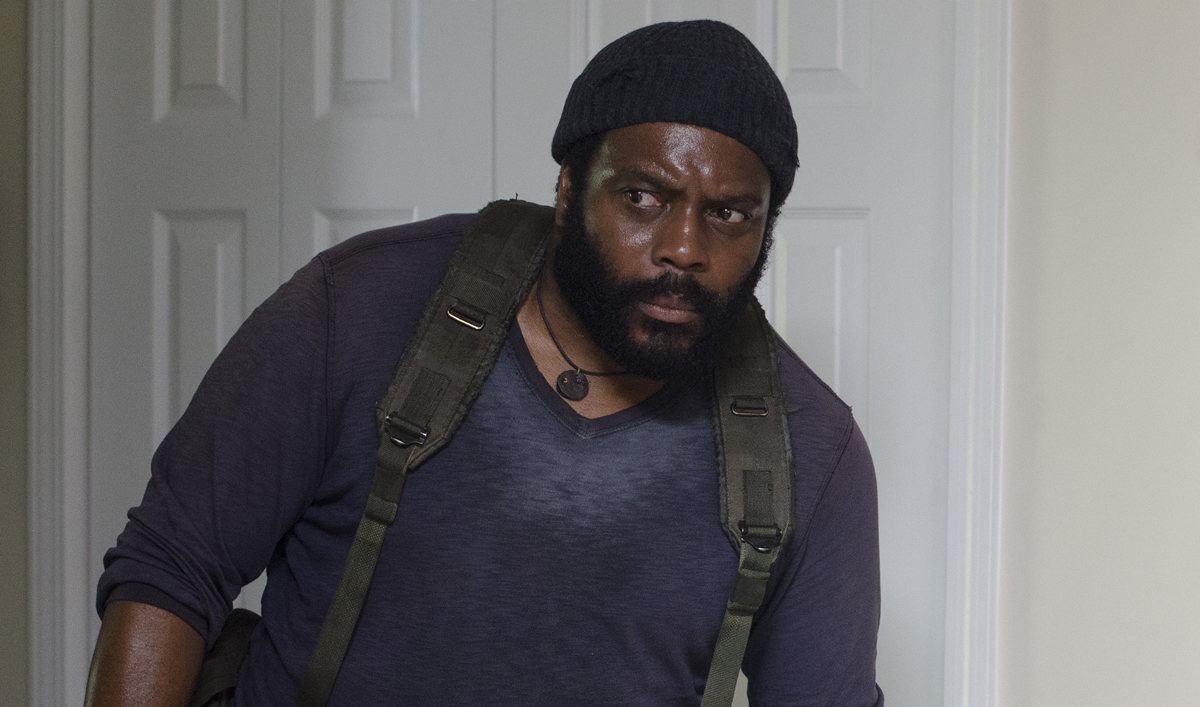 <em>The Walking Dead</em> Q&#038;A – Chad L. Coleman (Tyreese)