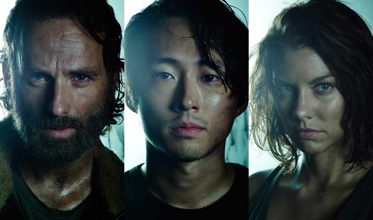 Highlights From <em>The Walking Dead</em> Mid-Season Premiere Twitter Cast Q&#038;A