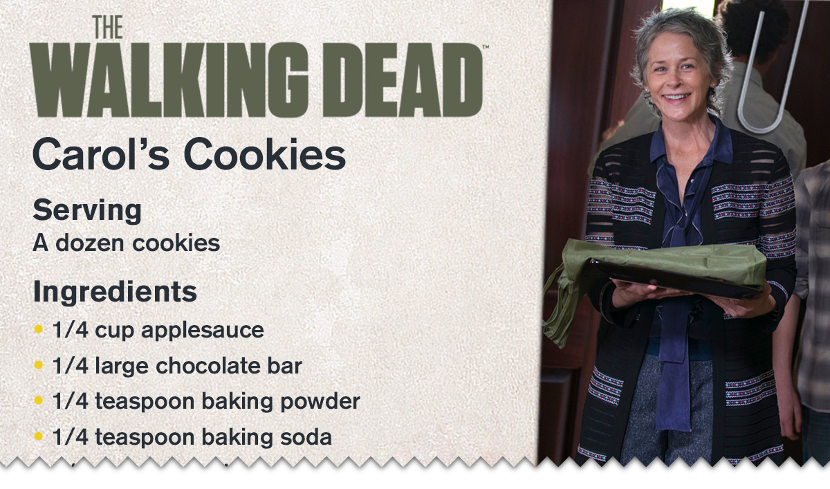 Bake Your Own Batch of Cookies With This Recipe From Carol