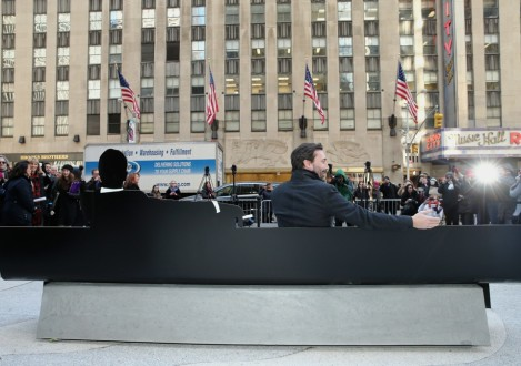 The Draper Bench Unveiling