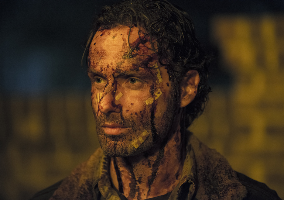 The Walking Dead s05e16 Sezon Finali