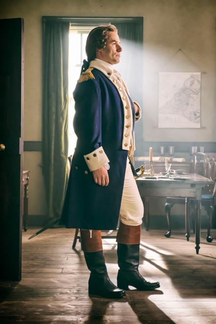 TURN: Washington's Spies Season 2 First Look Photos
