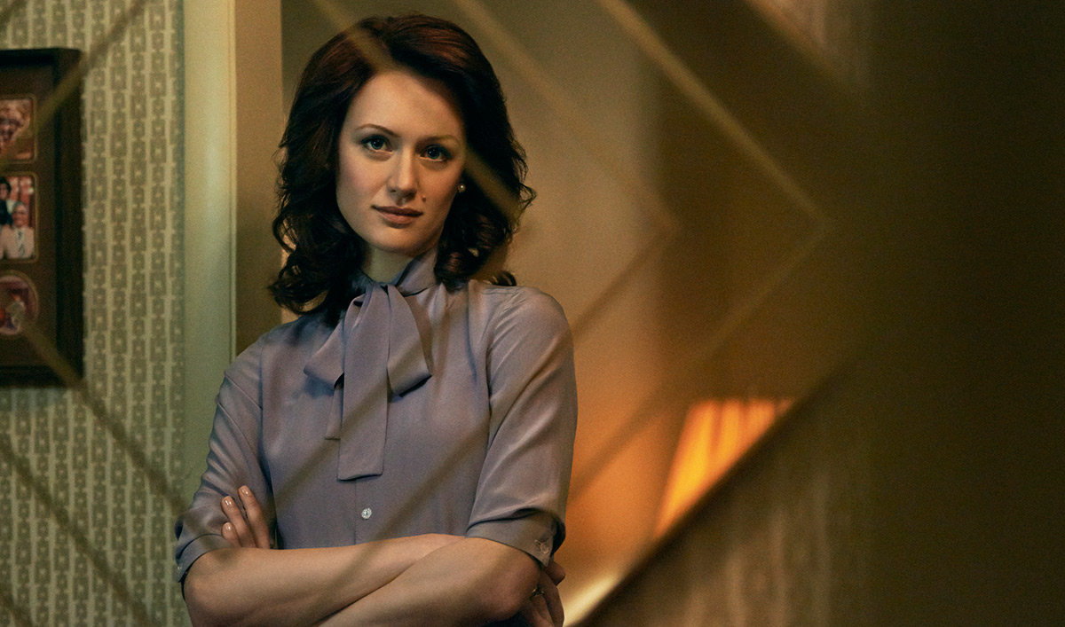 <em>The Guardian</em> Hails <em>Halt</em>; Kerry Bishé Books TV Spot