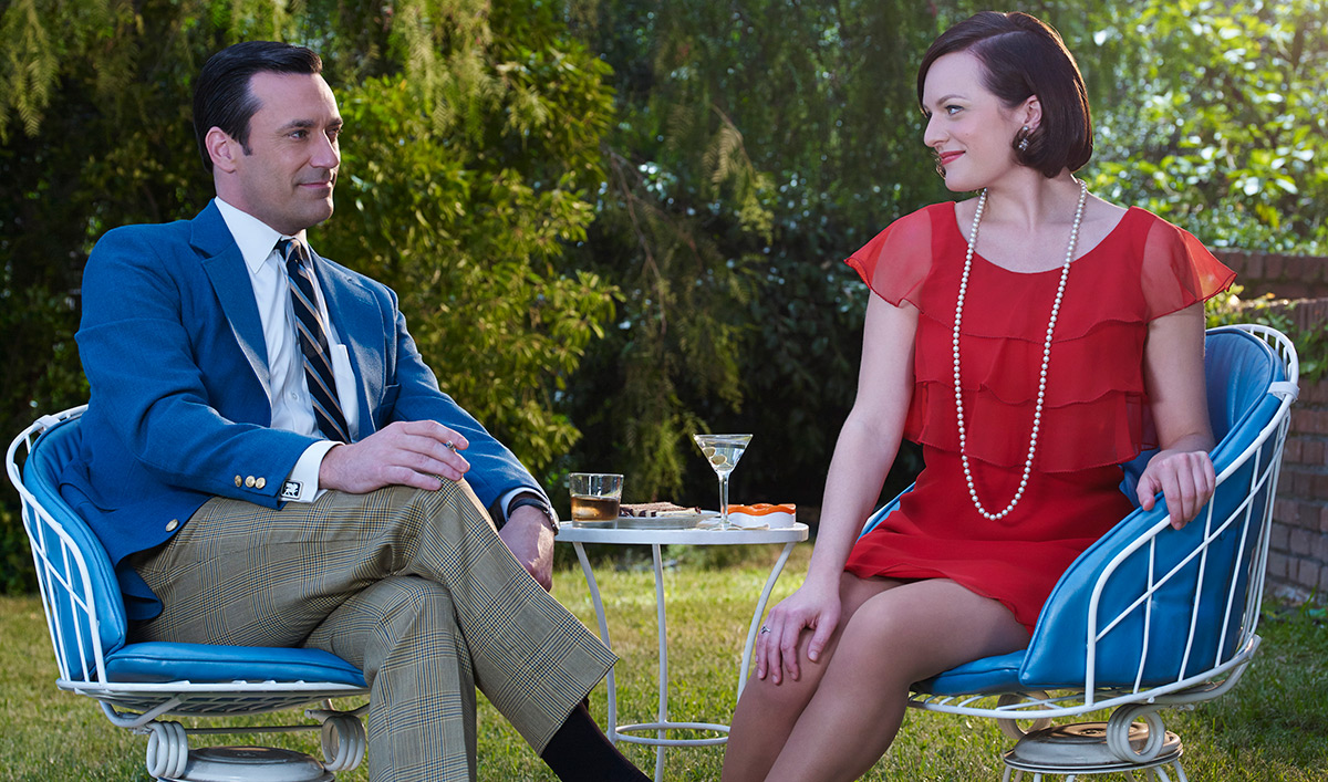 <em>NYT</em> Interviews Jon Hamm; <em>Mad Men</em> in Center of <em>EW</em> Bullseye