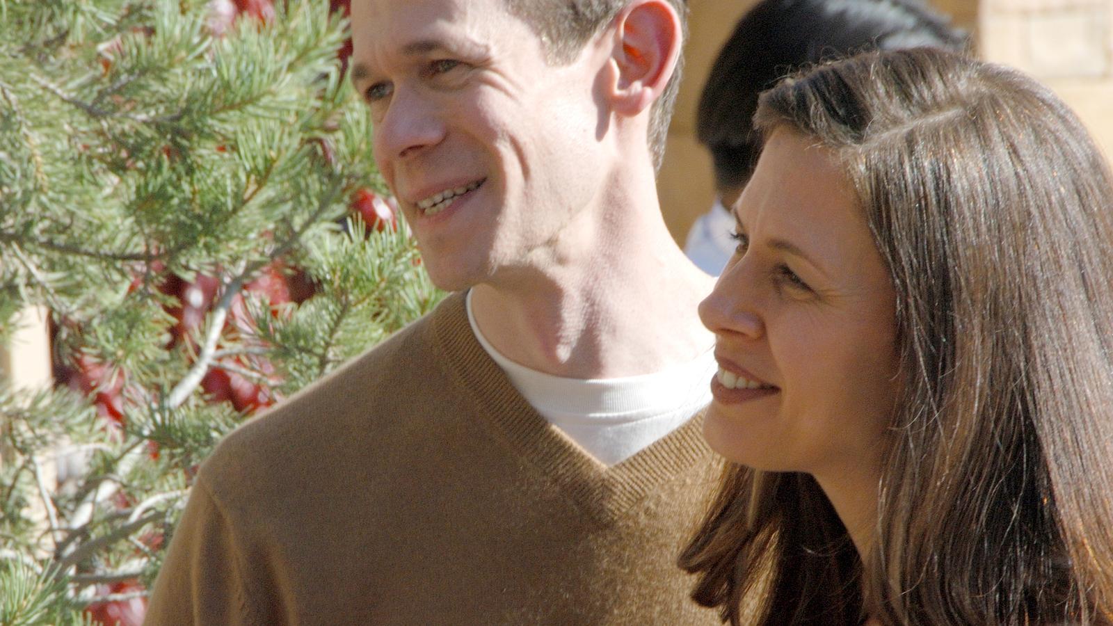 Elliot y Gretchen Schwartz
