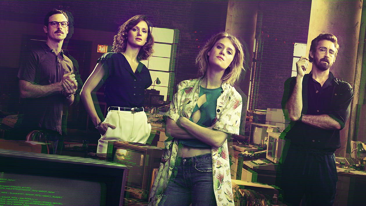 - Halt and Catch Fire _ Season 3, Gallery - Photo Credit: James Minchin/AMC