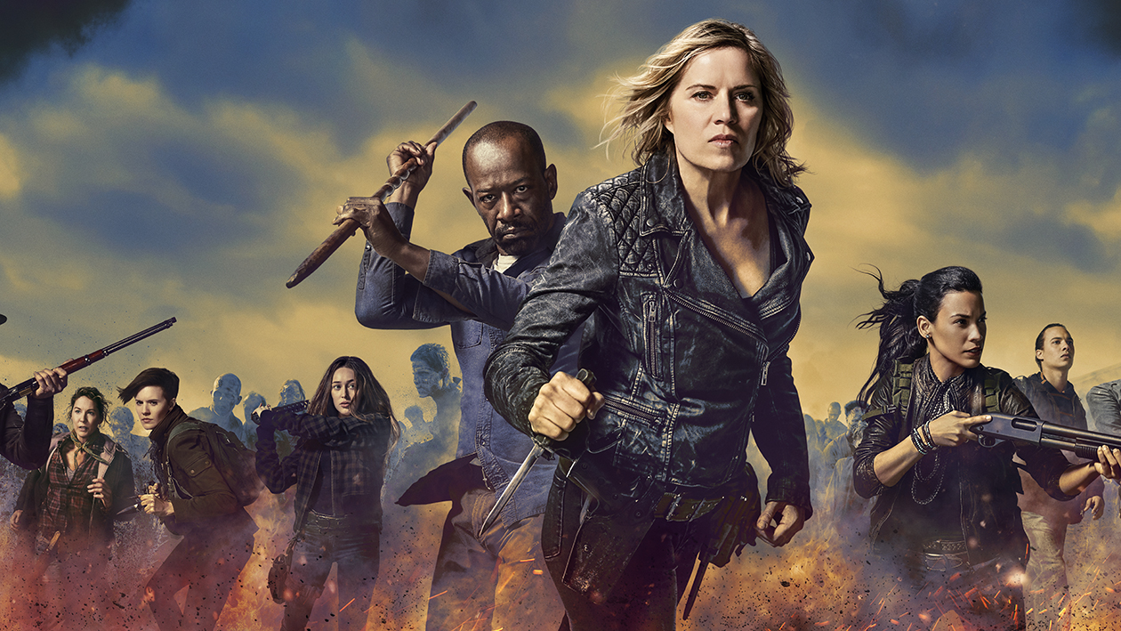 Fear the Walking Dead – Season 4 | AMC Central Europe
