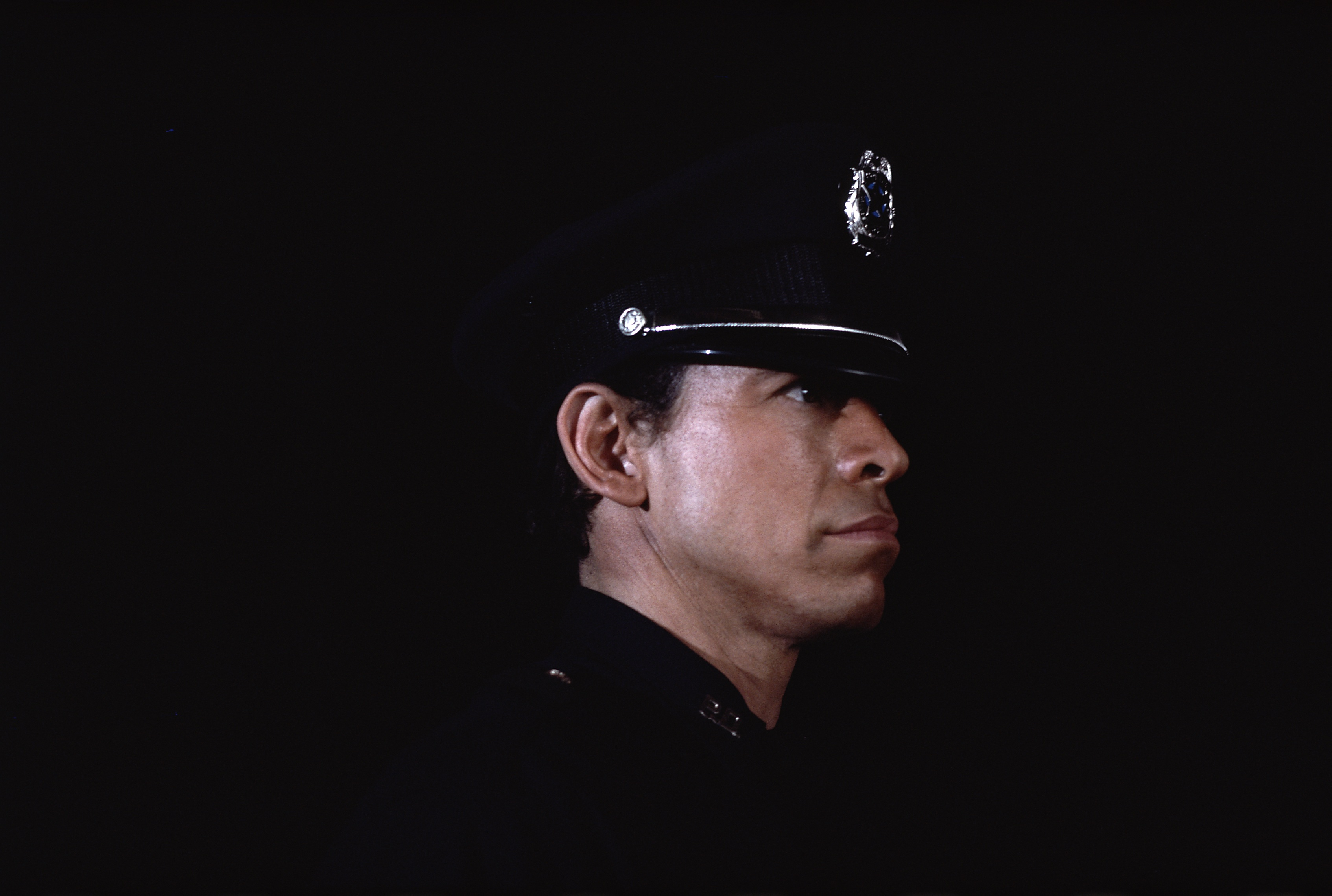 the story of randall adamss crime in the film the thin blue line The thin blue line (1988):a film that successfully argued that a man was crime resolution briefly, a drifter (randall adams) ran out of gas and was.