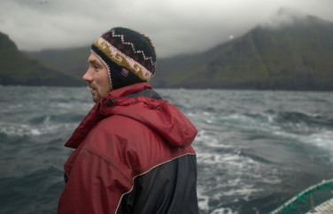 A still from The Islands and the Whales, directed by Mike Day
