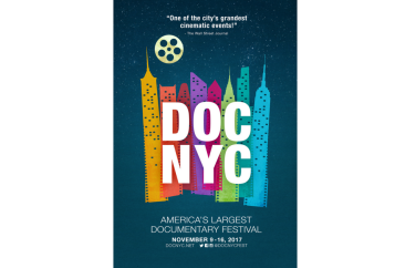 The 2017 DOC NYC Poster is Unveiled!