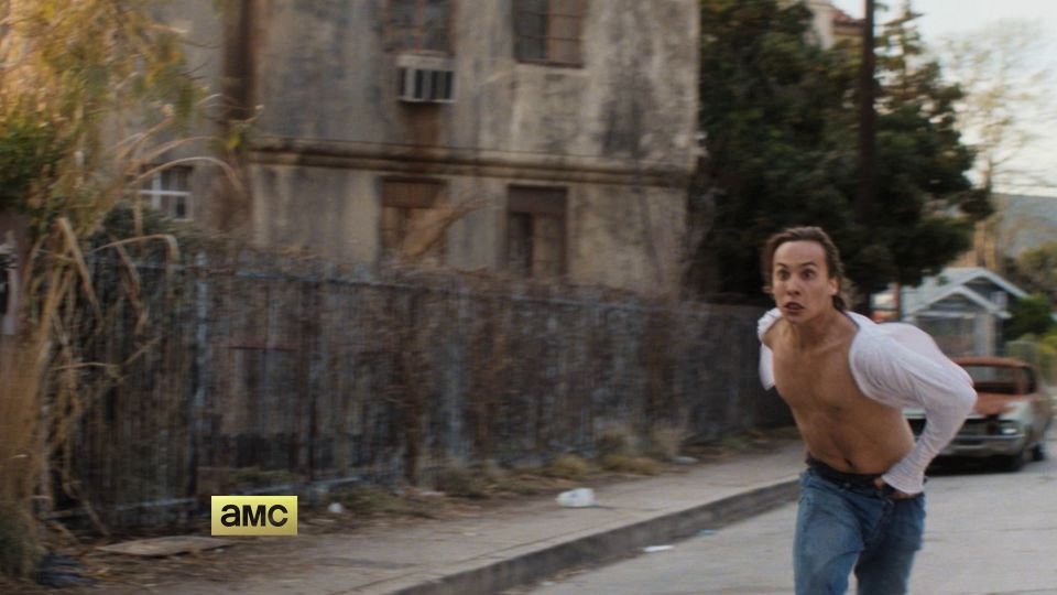 Fear the Walking Dead - A Fuga de Nick