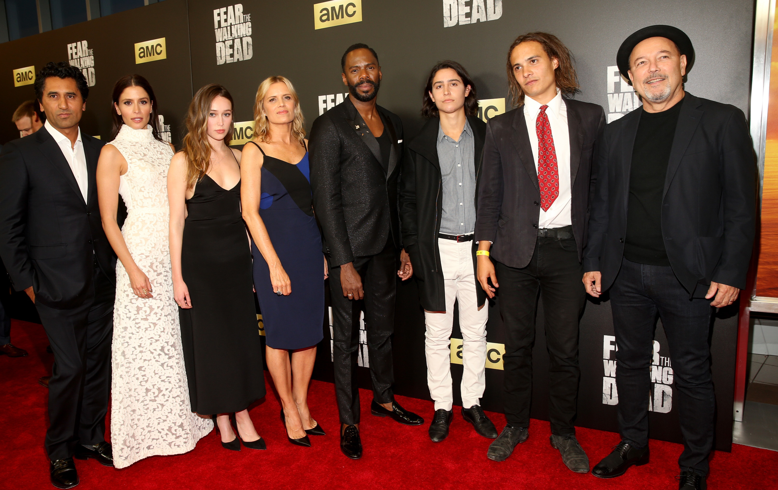 """""Fear The Walking Dead"" Season 2 Premiere"""