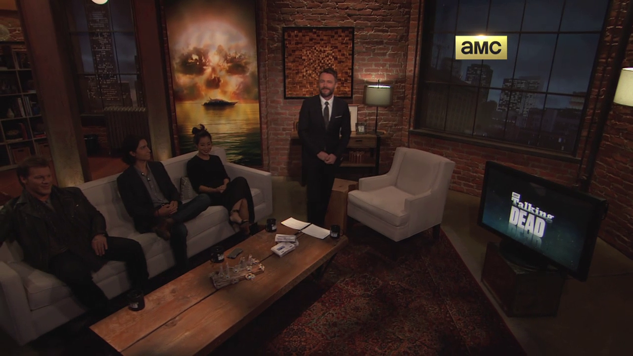 Talking Dead Fear Edition - Promo Episódio 04
