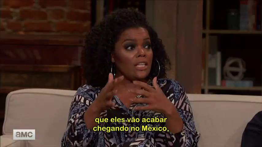 Talking Dead Fear Edition | Previsões - Yvette Nicole Brown