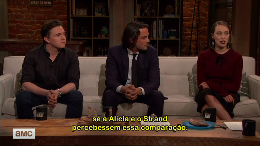 Talking Dead Fear Edition | Final Episódio 05