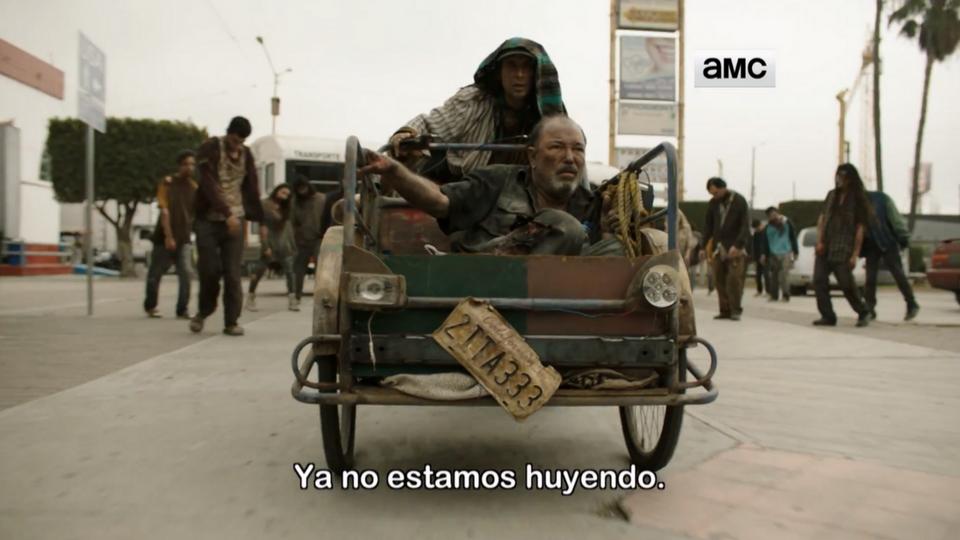 Fear the Walking Dead | ¡Reviva!