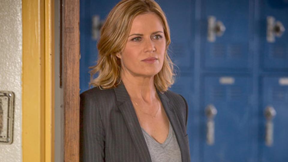 Madison Clark (Kim Dickens) en Episodio 1 / Photo by Justin Lubin/AMC