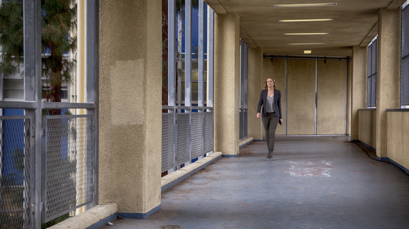 Madison Clark (Kim Dickens) en Episodio 1 / Photo credit: Justin Lubin/AMC