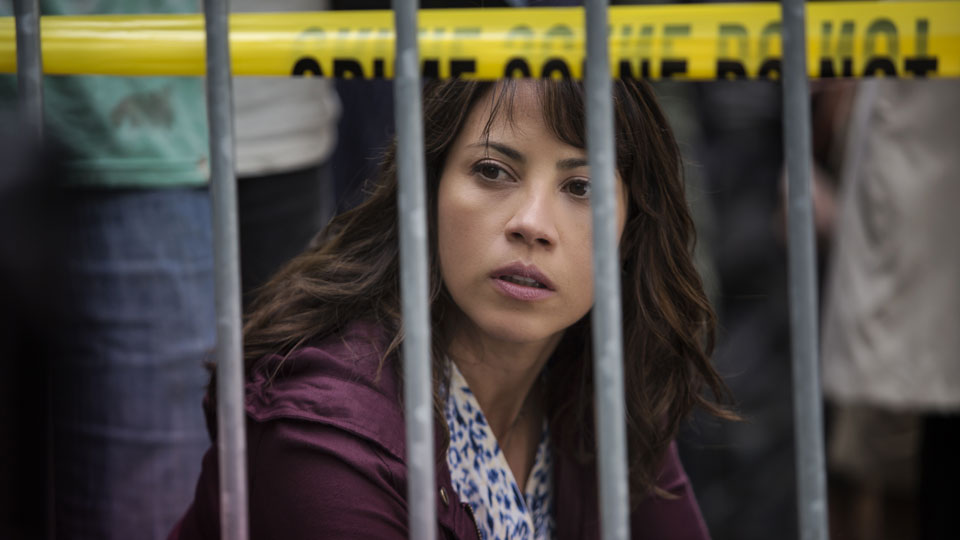 Liza Ortiz (Elizabeth Rodriguez) en Episodio 2 / Photo by Justina Mintz/AMC