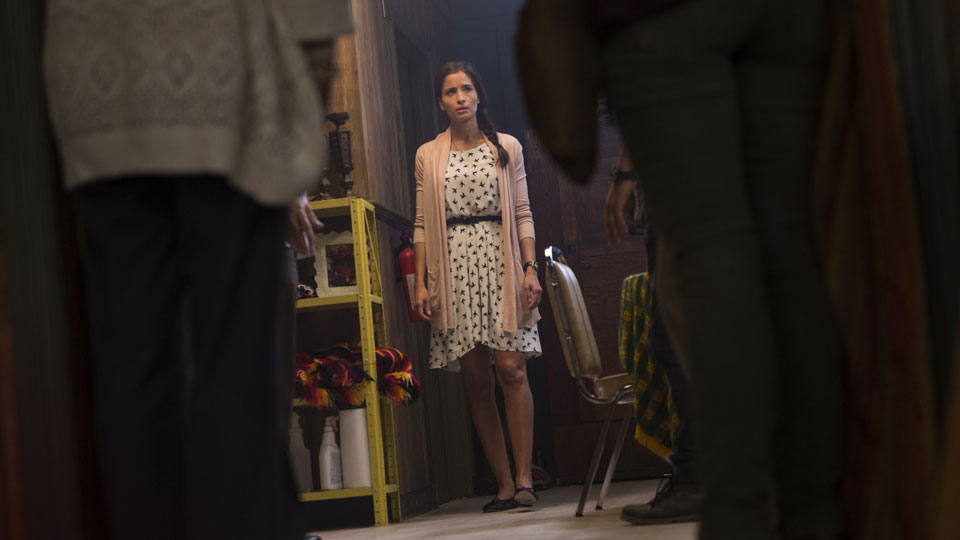 Ofelia Salazar (Mercedes Mason) en Episodio 2 / Photo by Justina Mintz/AMC