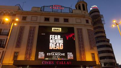 Premiere #FearTWD en Callao