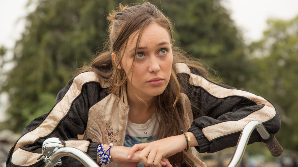 Alicia Clark (Alycia Debnam-Carey) en Episodio 5 / Photo by Justina Mintz/AMC