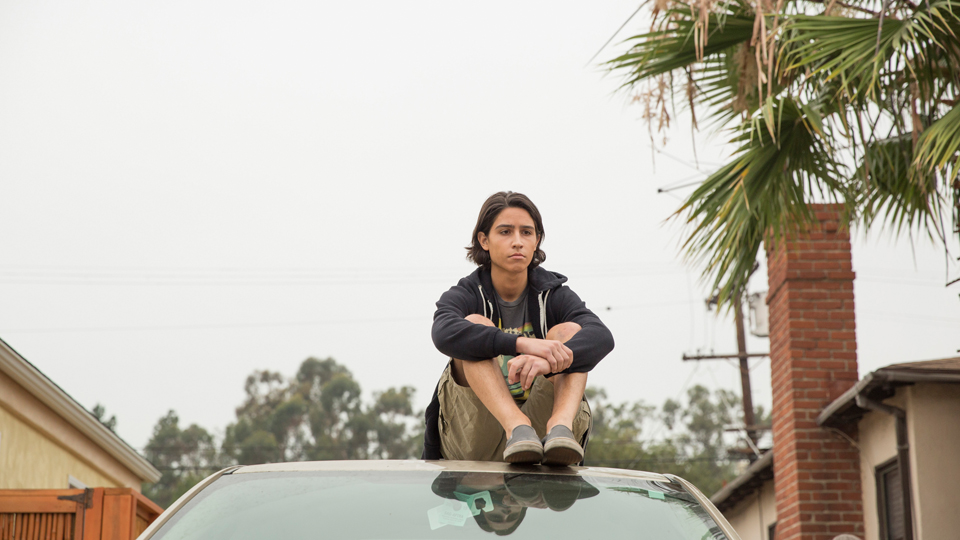 Christopher Manawa (Lorenzo James Henrie) en Episodio / 5 Photo by Justina Mintz/AMC